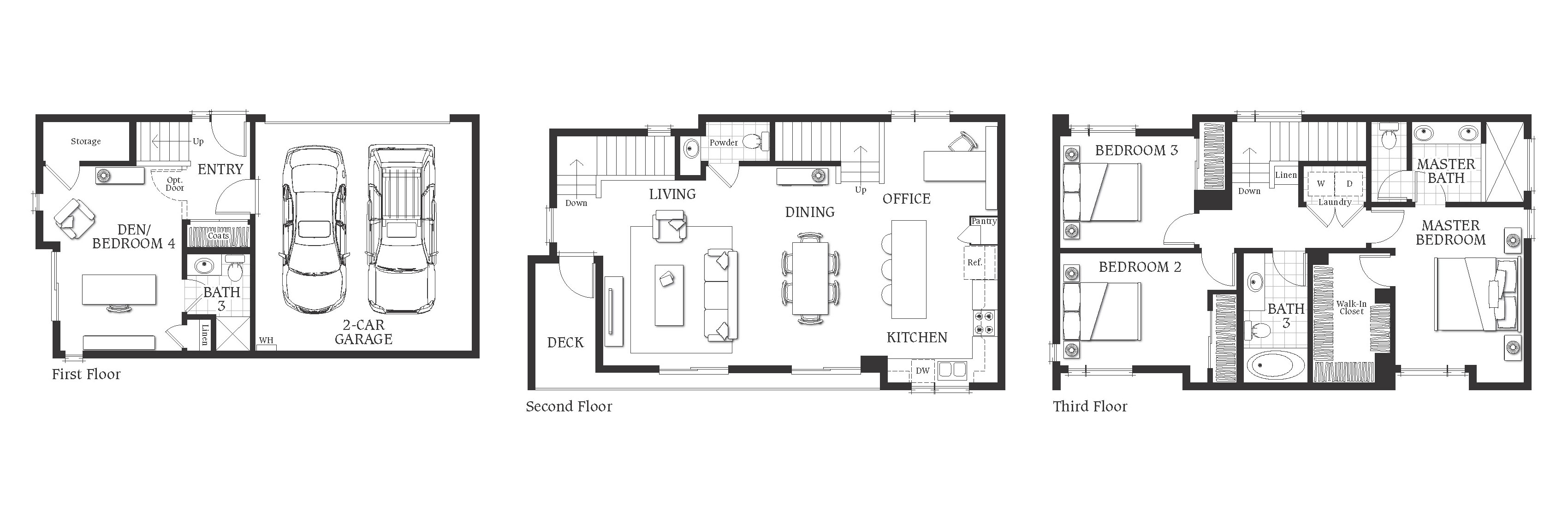 11724 Culver: Floor Plan A2